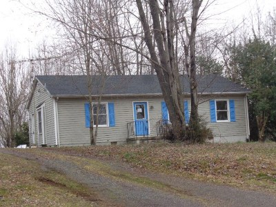 Madison County Single Family Home For Sale: 453 Berry Mountain Ln