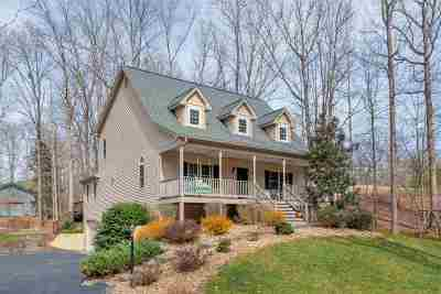 Fluvanna County Single Family Home For Sale: 198 Jefferson Dr