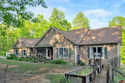 Fluvanna County Single Family Home For Sale: 333 Creek Rd