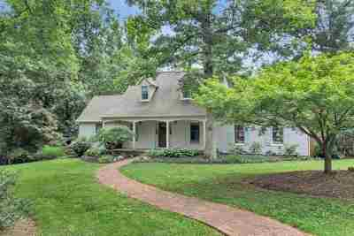 Albemarle County Single Family Home Pending: 1047 Woodlands Rd