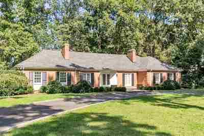 Charlottesville Single Family Home For Sale: 980 Windsor Rd
