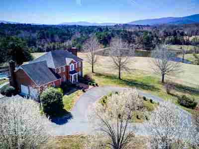 Albemarle County Single Family Home For Sale: 4009 Cannon Brook Way