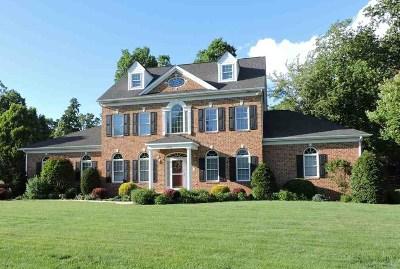 Waynesboro Single Family Home For Sale: 609 Pelham Dr