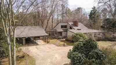 Charlottesville Single Family Home For Sale: 3661 Glenaire Dr