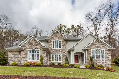 Rockingham County Single Family Home For Sale: 3918 Cross Keys Rd