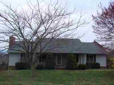 Page County Single Family Home For Sale: 432 Airstrip Rd