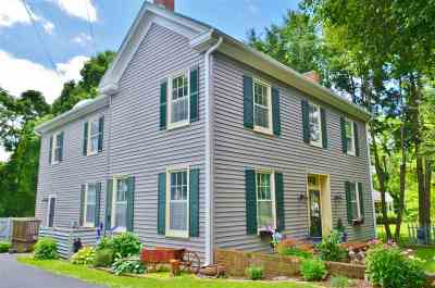 Single Family Home For Sale: 207 S Church St