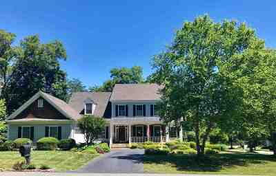 Glenmore (Albemarle) Single Family Home For Sale: 3506 Glasgow Ln