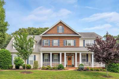 Charlottesville Single Family Home For Sale: 1984 River Inn Ln