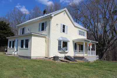 Single Family Home For Sale: 2371 Conicville Rd