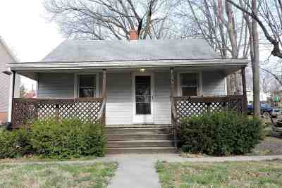 Staunton VA Single Family Home For Sale: $69,900