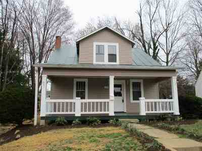 Single Family Home For Sale: 434 S Poplar Ave