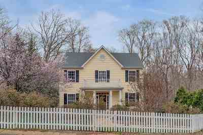 Charlottesville Single Family Home For Sale: 404 Carrsbrook Dr