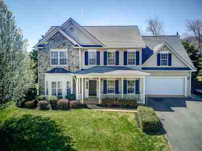 Crozet Single Family Home For Sale: 1732 Lanetown Way
