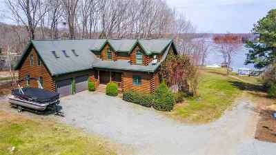 Louisa County Single Family Home For Sale: 191 Old Burruss Mill Rd
