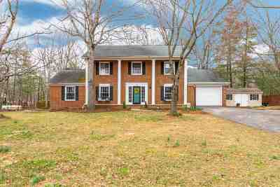 Augusta County Single Family Home For Sale: 208 Flint Mountain Dr