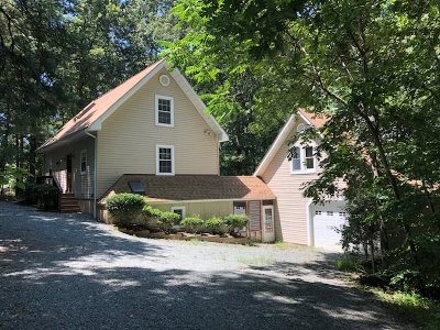 Fluvanna County Single Family Home For Sale: 702 Jefferson Dr