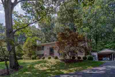 Staunton VA Single Family Home For Sale: $360,000