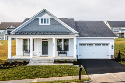 Rockingham Single Family Home For Sale: 3178 Clubhouse Hill Rd