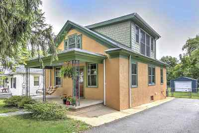 Belmont Single Family Home For Sale: 424 Meade Ave