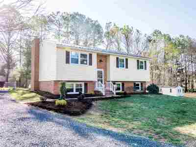 Rockingham County Single Family Home For Sale: 8552 Doe Hill Rd