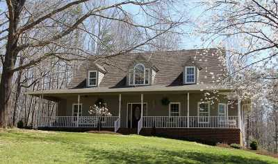 Albemarle County Single Family Home For Sale: 4857 Advance Mills Rd