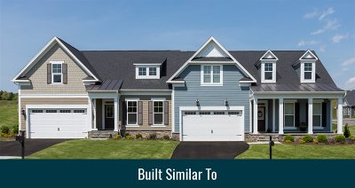 Rockingham Townhome For Sale: 3049 Rutledge Rd #Lot 115