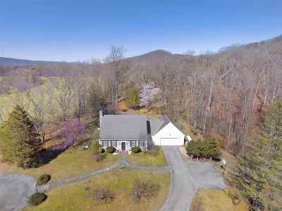 Page County Single Family Home For Sale: 1530 Compton Hollow Rd