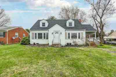 Louisa County Single Family Home For Sale: 109 Lyde Ave