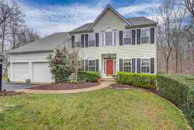 Charlottesville Single Family Home For Sale: 830 Charter Oaks Dr