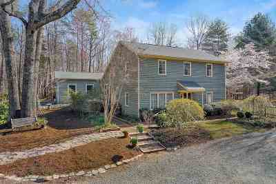 Albemarle County Single Family Home For Sale: 3908 Stony Point Rd