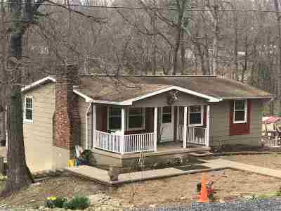 Harrisonburg VA Single Family Home For Sale: $145,000