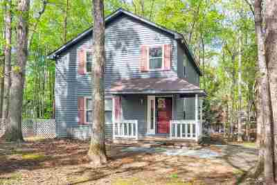 Fluvanna County Single Family Home For Sale: 18 Forest Dr