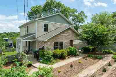 Charlottesville Single Family Home For Sale: 410 NE 13th St