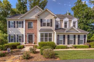 Albemarle County Single Family Home For Sale: 4949 Lake Tree Ln
