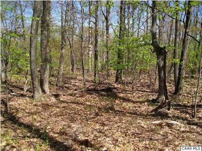 Nelson County Lots & Land For Sale: 328 Shamokin Springs Trl