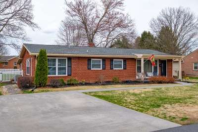 Bridgewater Single Family Home Sold: 309 High St