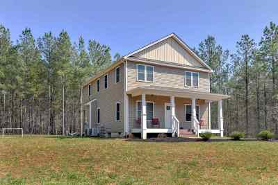 Fluvanna County Single Family Home For Sale: 495 Indian Pipe Run