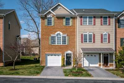 Townhome Sold: 3053 Diamond Spring Ln