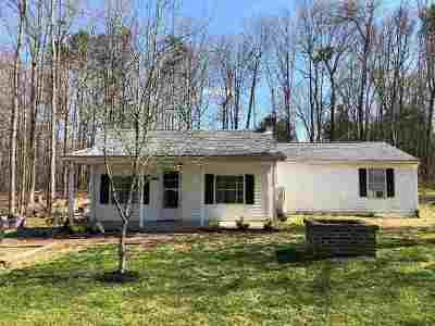 Orange Single Family Home For Sale: 16520 Tomahawk Creek Rd