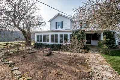 Broadway Single Family Home Pending: 15030 North Mountain Rd