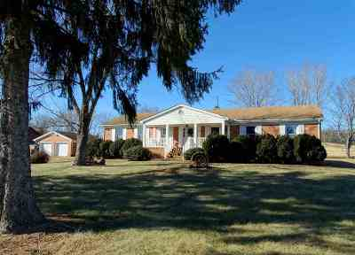 Madison Single Family Home For Sale: 4155 West Hoover Rd