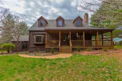 Nelson County Single Family Home For Sale: 51 Stone Chimneys Rd