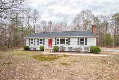 Fluvanna County Single Family Home For Sale: 383 Broad Street Rd