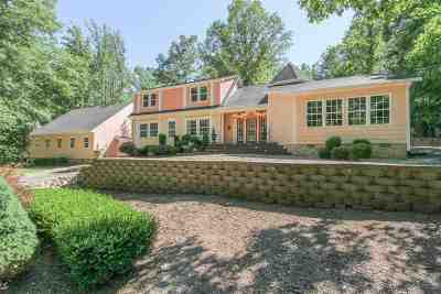 Louisa County Single Family Home For Sale: 3044 Campbell Rd