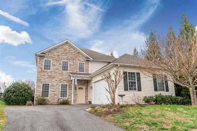 Charlottesville Single Family Home For Sale: 3030 Morewood Ln