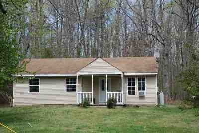 Charlottesville Single Family Home For Sale: 160 Paynes Ln