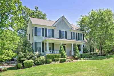 Albemarle County Single Family Home For Sale: 4395 Redwood Ln