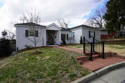 Waynesboro, Staunton Single Family Home For Sale: 705 Oak Ave