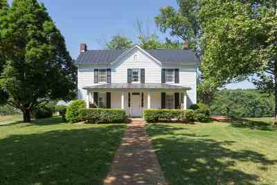 Albemarle County Farm For Sale: 1252 F Ortman Rd